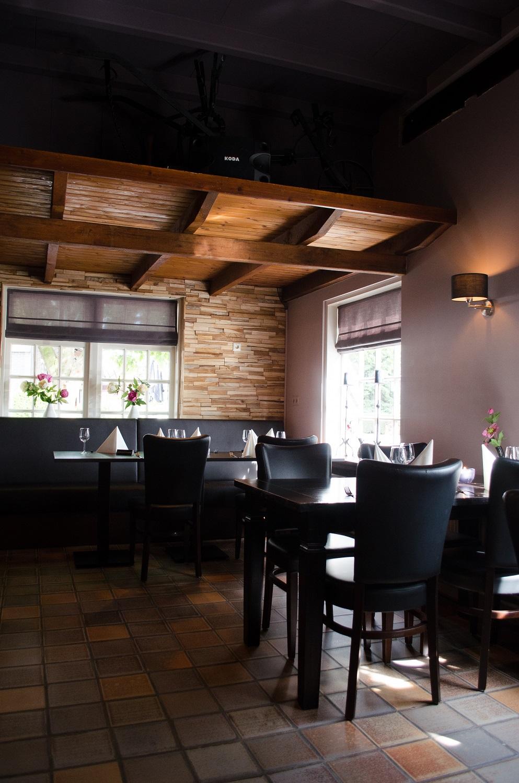Mignon van de bunt kleur en stylingadvies voor restaurant beneman - Kleur trendy restaurant ...
