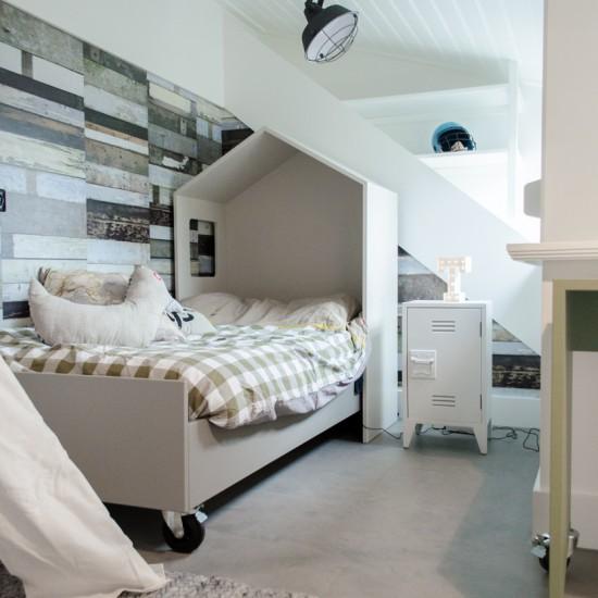 Interieurontwerp van een bovenverdieping
