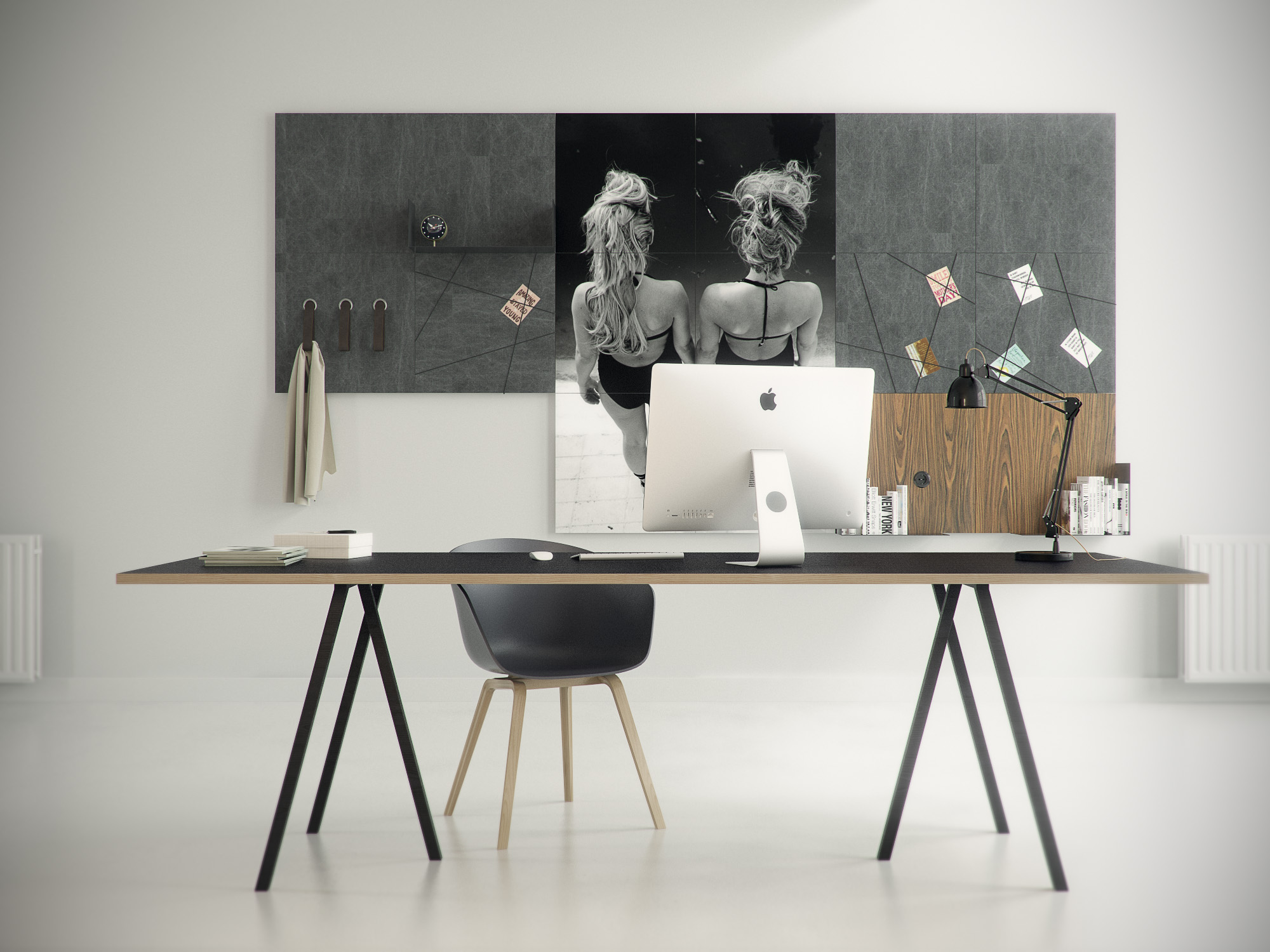 Stylepads van Dock Four - Kantoor