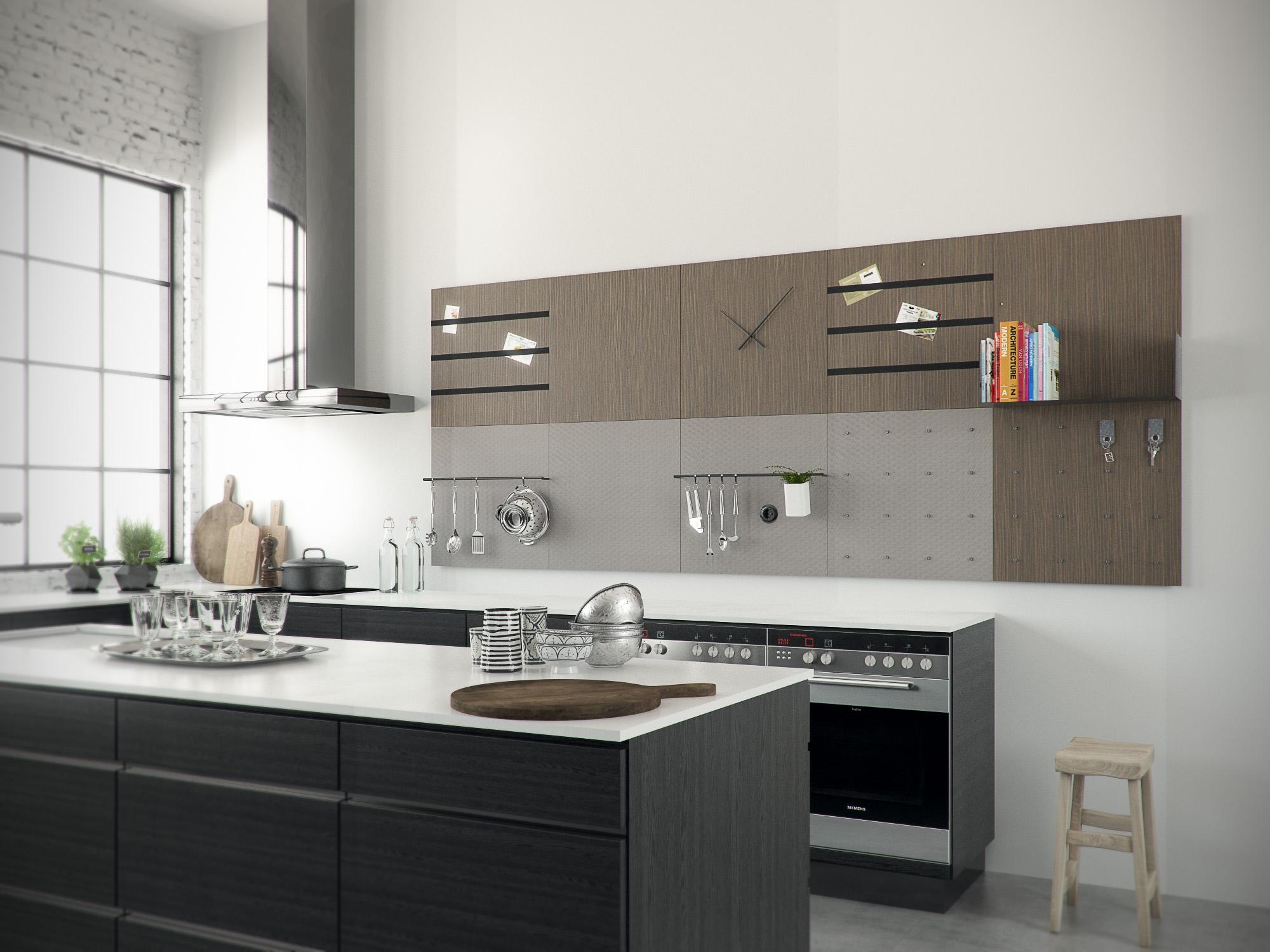 Stylepads van Dock Four - Keuken