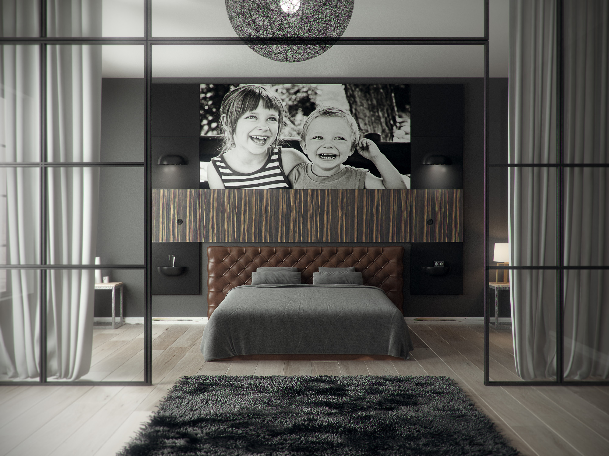 Stylepads van Dock Four - Slaapkamer