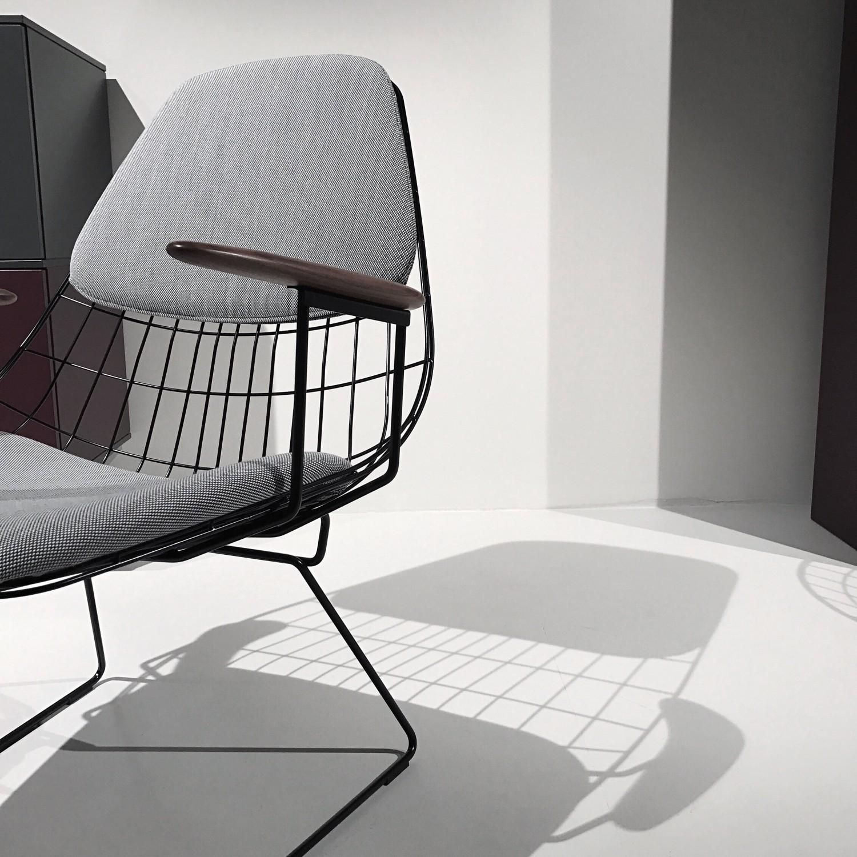 Designbeurs Biennale 2016 Kortijk - Grijze stoel