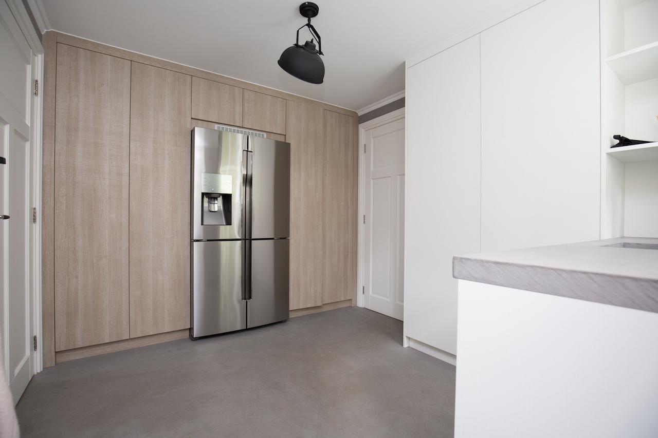 Ontwerp keuken door Mignon van de Bunt