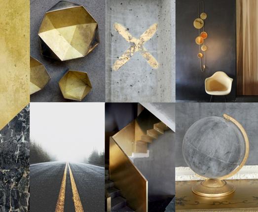 Gevoel Voor Interieur : Interieur met luxe gevoel messing goud en fluweel