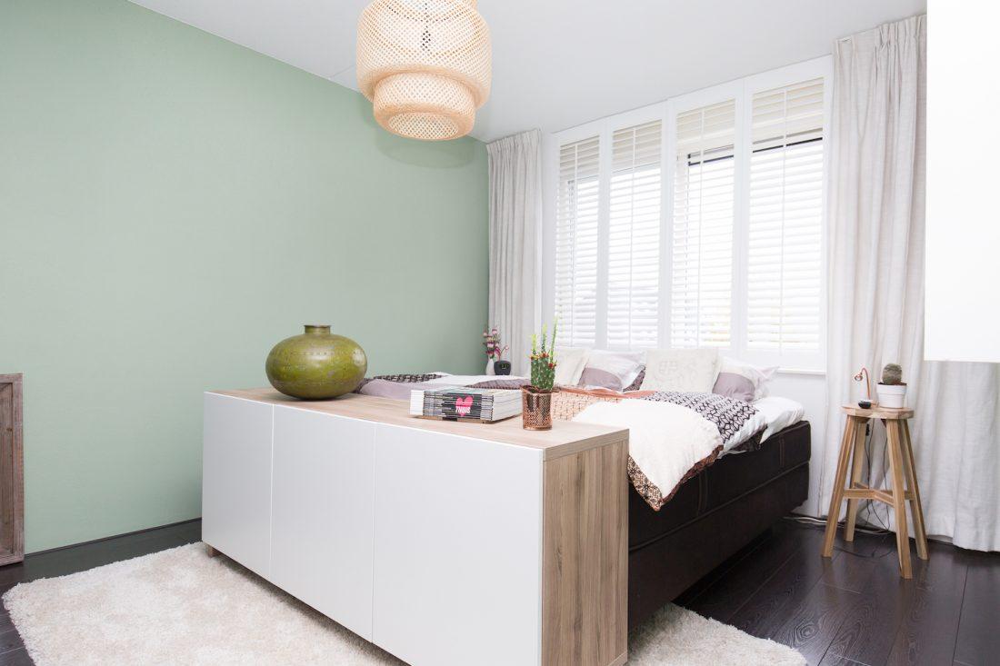 Fotos Slaapkamer Restylen : Mignon van de bunt vt wonen advies slaapkamer restyling